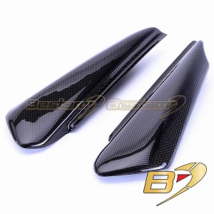 Ducati Monster 1995 - 2007 Monster 100% Carbon Fiber Seat Side Covers