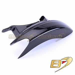 Ducati Multistrada 1200 2010-2012 100% Carbon Fiber Chain Guard 2