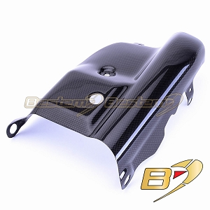 Ducati Multistrada 1200 2010-2014 100% Carbon Fiber Heat Shield