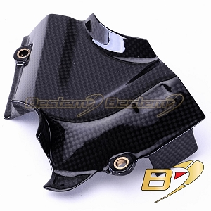 Ducati Multistrada 1200 2010-2013 100% Carbon Fiber Sprocket Cover