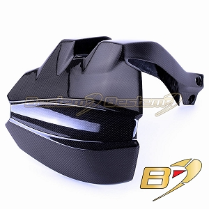 Ducati Multistrada 1200 2010-2012 100% Carbon Fiber Splash Guard