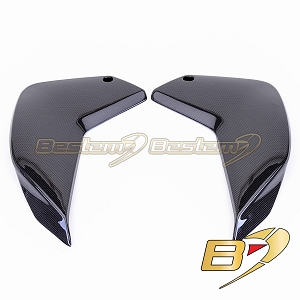 Ducati Multistrada 1200 2010-2013 100% Carbon Fiber Side Panels