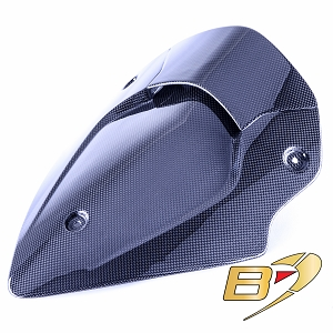 2018-2019 Ducati Multistrada 950/1260 Carbon Fiber Windscreen