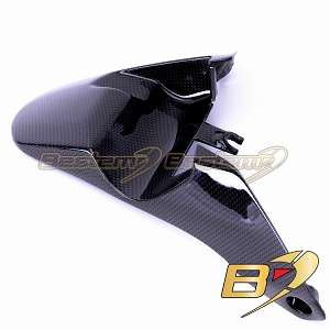 Ducati SuperSport 2017 - 2018 Carbon Fiber Fibre Rear Tire Hugger Mudguard