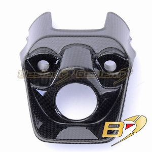 Ducati SuperSport 2017 - 2018 Key Guard Ignition Cover Protector Carbon Fiber