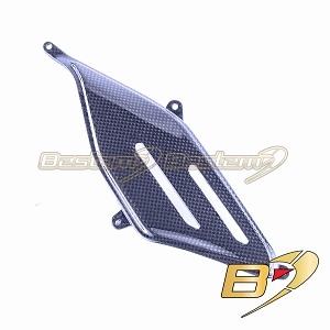Ducati Panigale V4 speciale Carbon Fiber Lower Belly Pan Heat Vent