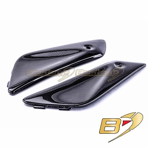 Honda CBR1000RR 2004 - 2007 100% Carbon Fiber Side Panels 1