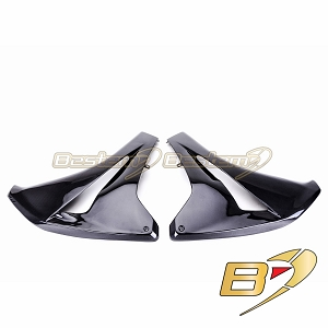 Honda CBR1000RR 2008 - 2011 100% Carbon Fiber Side Panel Fairings 1