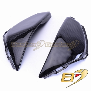 Honda CBR1000RR 2008 - 2011 100% Carbon Fiber Side Tank Covers