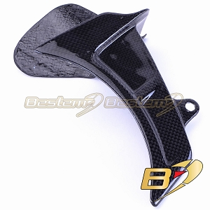 Honda CB1000R 2008-2017 100% Carbon Fiber Sprocket Cover
