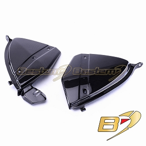 Honda CB1000R 2008 - 2017 100% Carbon Fiber Side Panels Lower