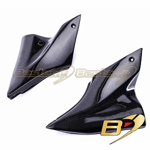 Kawasaki ZX10R 2006 - 2007 100% Carbon Fiber Side Panels