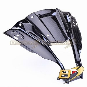 Kawasaki ZX10R 2011 - 2015 100% Carbon Fiber Head/Nose Cowl Air Intake