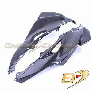 2016-2019 Kawasaki ZX10R 100% Carbon Fiber Side Panels Fairings