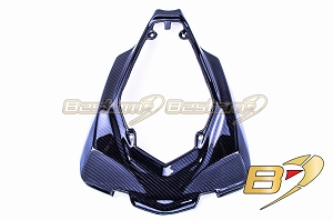 2016 - 2019 Kawasaki ZX10R 100% Carbon Fiber Rear Seat Tail Cowl Fairing Twill Weave Pattern
