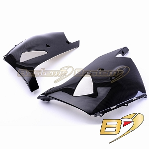 Kawasaki ZX14 2006-2018 100% Carbon Fiber Belly Pan