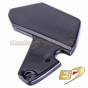 Kawasaki ZX14 2006-2018 100% Carbon Fiber Battery Door Cover