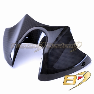 Kawasaki Z1000 2010-2015 100% Carbon Fiber Fuel Gas Tank Cover Guard