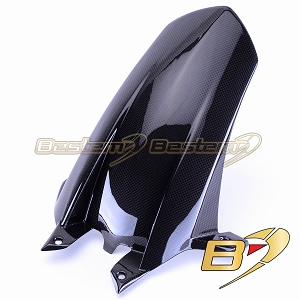 KTM RC8 2008 - 2013 100% Carbon Fiber Rear Hugger