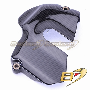 KTM RC8 2008 - 2013 100% Carbon Fiber Sprocket Cover