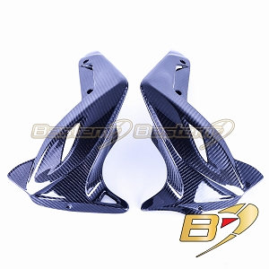 MV Agusta Brutale 1090 2010-2013 Carbon Fiber Radiator Side Covers