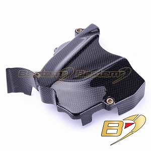 MV Agusta Brutale F3 675 800 Rivale Dragster 800  100% Carbon Fiber Sprocket Cover 100% Carbon Fiber Sprocket Cover