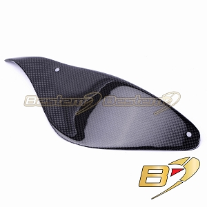 MV Agusta F4/Brutale Lower Chain Guard 100% Carbon Fiber