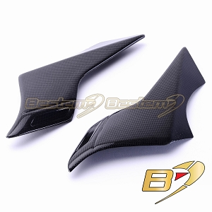 MV Agusta F4 100% Carbon Fiber Ram Air Intake Covers