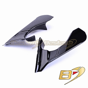 MV Agusta F4 2010 - 2016 100% Carbon Fiber Air Intake Duct Cover