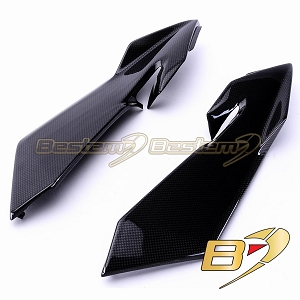 MV Agusta F4 2010 - 2016 100% Carbon Fiber Fuel Tank Side Covers