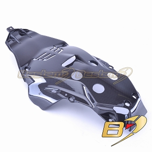 MV Agusta Rivale 800 2013 100% Carbon Fiber Undertail / Undertray