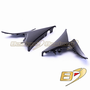 Suzuki GSXR1000 2009 - 2014  100% Carbon Fiber Side Panels 2
