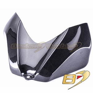 Suzuki GSXR 600 750 2006 - 2007 100% Carbon Fiber Tank Cover with Tape