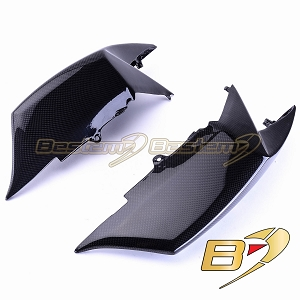 Suzuki GSXR 600 750 2008 - 2010 100% Carbon Fiber Tail Cover 2 ,