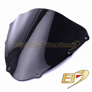 Suzuki GSXR 600 750 2008 - 2010 100% Carbon Fiber Windshield