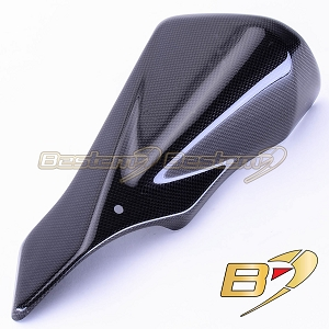 Suzuki GSXR 600 750 2011-2017 100% Carbon Fiber Heat Shield