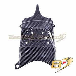 2009-2016 GSX-R 1000R Seat Unit Cowl Cover Panel Fairing Twill Weave