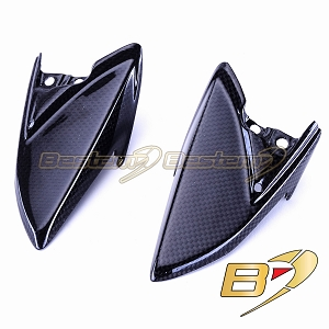 Suzuki GSXR 600 750 2011-2017 100% Carbon Fiber Tail Side Fairings (L+R)