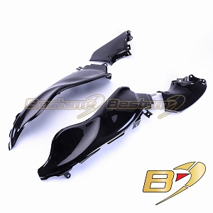 2008-2017 Hayabusa Carbon Fiber Dash Panel + Tank Side Cover Trim Fairing Cowl GSX1300R 2016