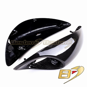 Suzuki GSX1300R GSXR 1300 Hayabusa 2008 - 2017 100% Carbon Fiber Rear Side Panels