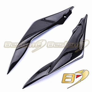 Suzuki GSXR1000 2005 - 2006 100% Carbon Fiber Side Panels