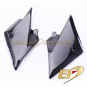 Suzuki SV1000S 2004 - 2007 100% Carbon Fiber Side Panels