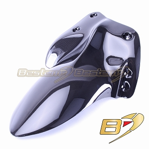 Triumph Daytona 675 2006 - 2012 100% Carbon Fiber Hugger Long Version
