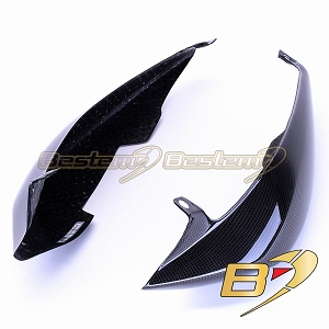 Triumph Street Triple 2008 - 2012 100% Carbon Fiber Side Panels
