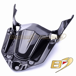 Triumgh Tiger 800 100% Carbon Fiber Beak Under Tray