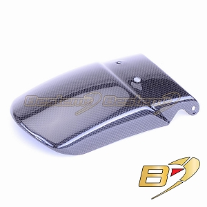 Triumph Tiger 800 100% Carbon Fiber Front Fender Extension