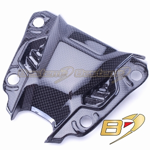 Yamaha FZ-07 / MT-07 2013 - 2017 100% Carbon Fiber Top Headlight Cover