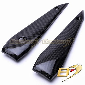 Yamaha FZ1 2006 - 2013 100% Carbon Fiber Seat Side Panel Covers