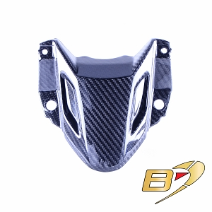 2018 FZ-07 MT-07 Carbon Fiber Rear Light Cover Panel Fairing