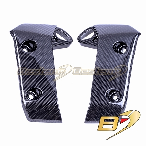 2018 FZ-07 MT-07 Carbon Fiber Side Panels Covers Fairing